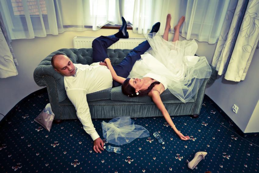 Der Hochzeitsplaner sorgt dafür, dass das Chaos ausbleibt