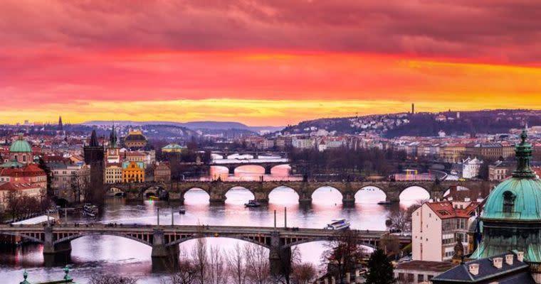 Guttetur til Praha med Pissup