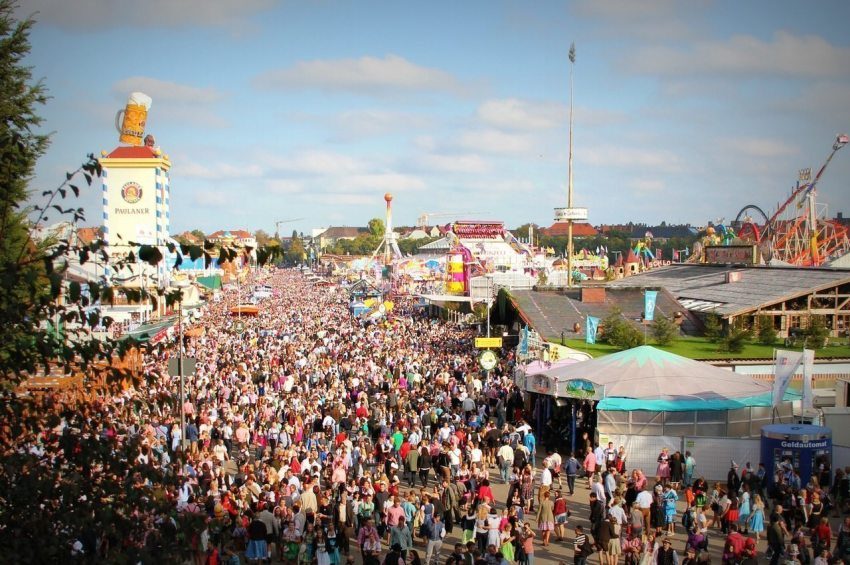 Geman beer festival guide Oktoberfest - Pissup