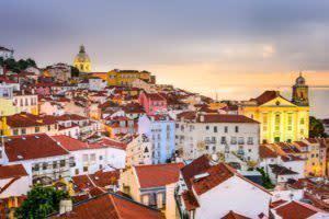 Lisbon stag do - city guide