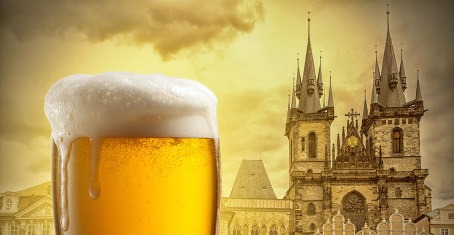Bier in Prag – eine lange Tradition