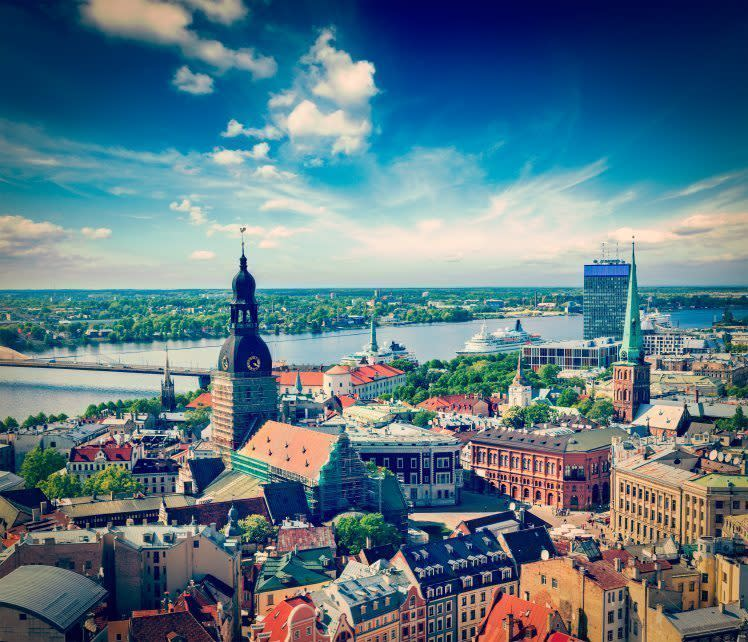 Riga stag city guide - Pissup