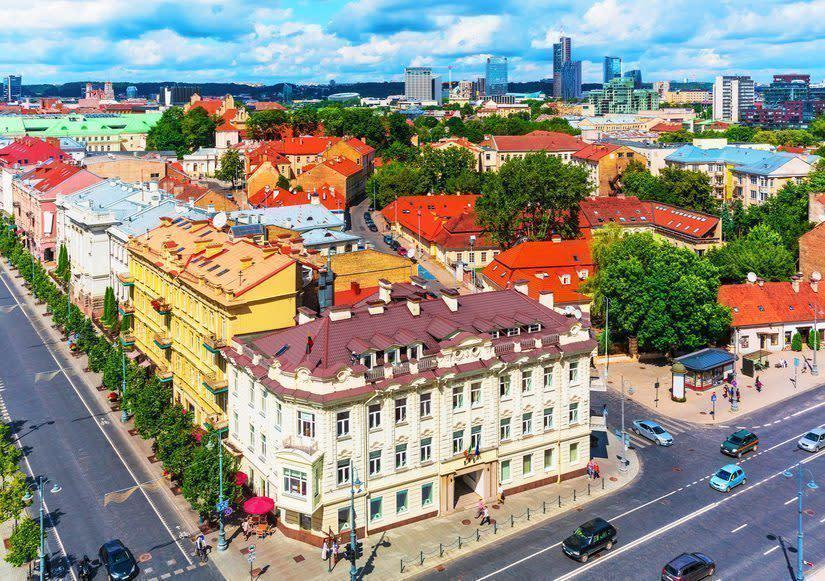 Vilnius Stag Do - City Guide - Pissup