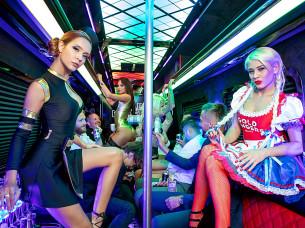 VIP-Shuttlebus i Prag