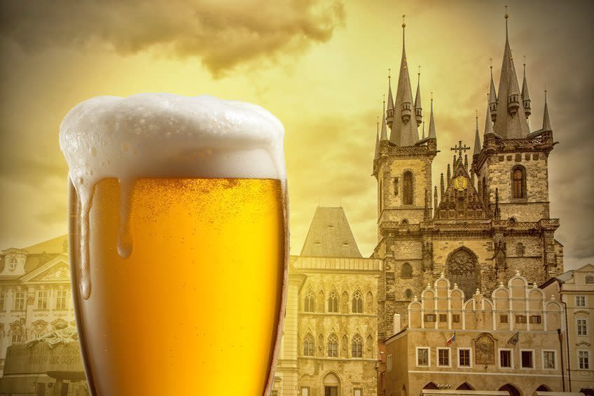 bratislava beer guide - pissup stag do