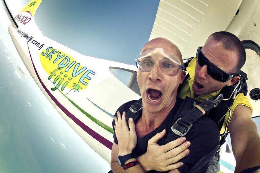 Expert Vagabond skydiving