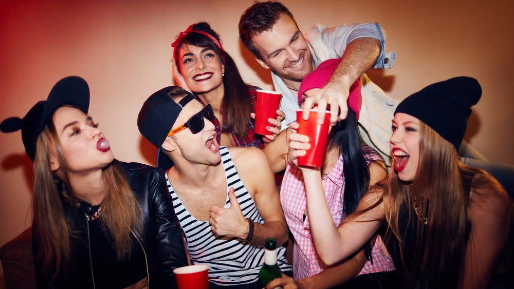 Party in Berlin – geiler geht's nicht