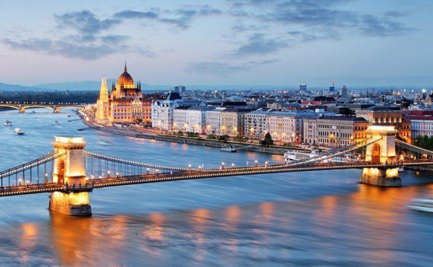 Budapest, Ungarns vakreste by