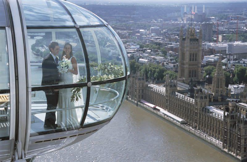 Mariage Eye London