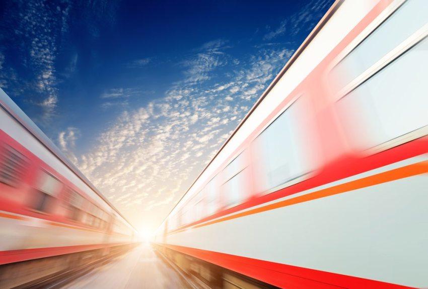 Per Bahn reist ihr ganz entspannt zu eurem Last-Minute_JGA an.
