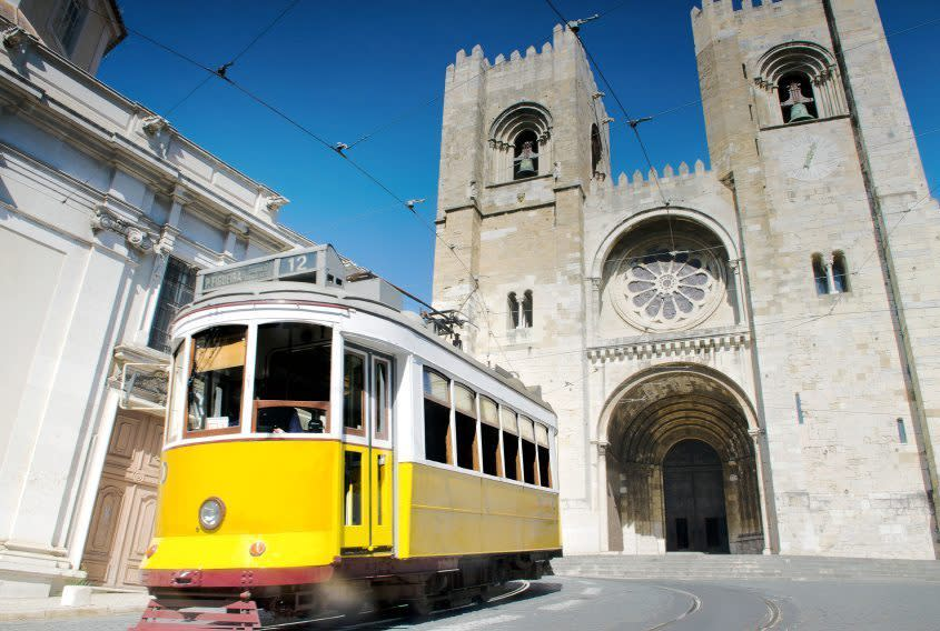 lisbon sightseeing tours - stag do