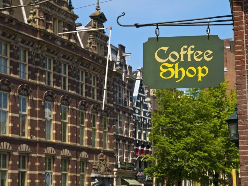 Amsterdam Coffee Shop Guide stags