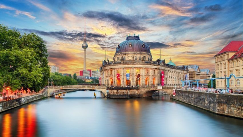 Berlin - top stag destination - Pissup