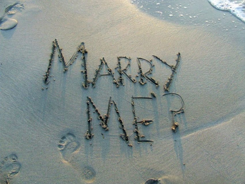 Do you want to get married?