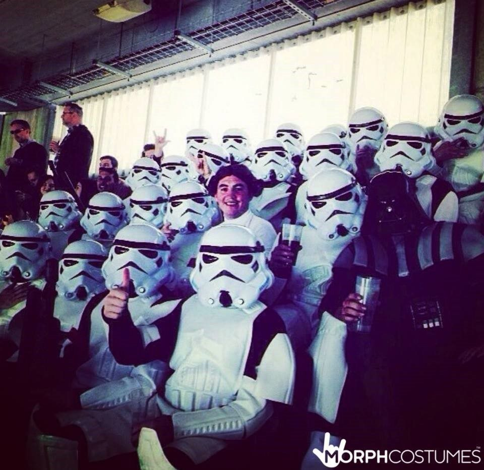 Star Wars fancy dress