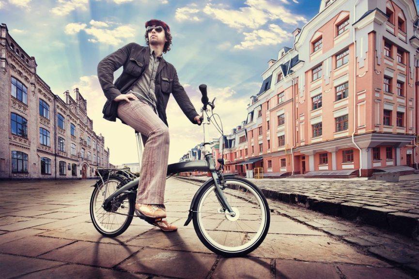 activité détente balade en vélo Cracovie
