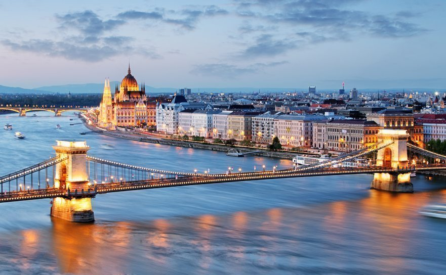 The Perfect Budapest stag do - Pissup
