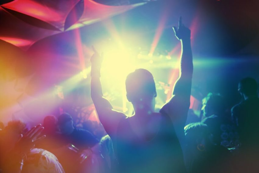 best parties in night clubs