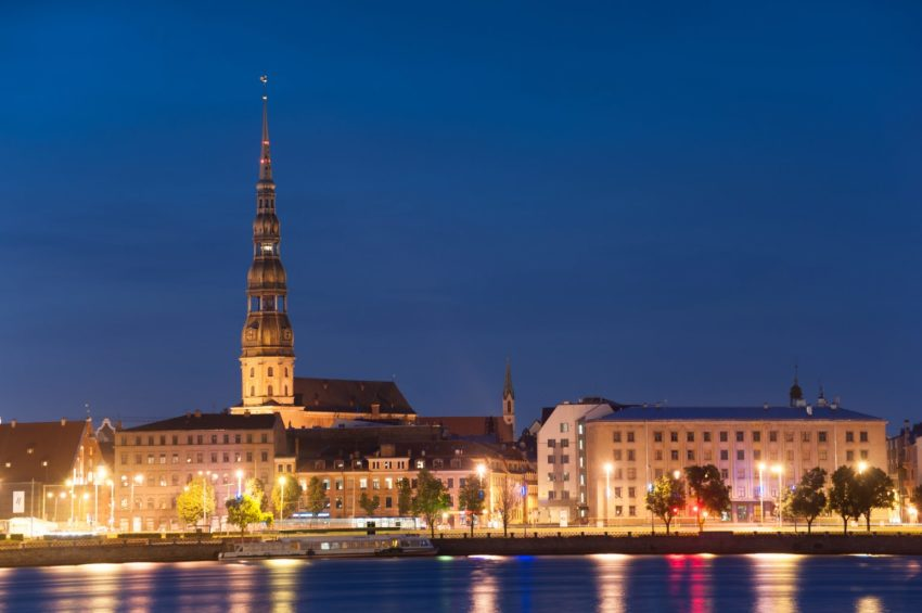 Riga - top stag destination
