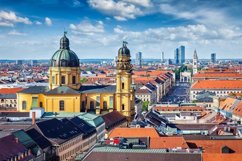 Munich Stag Do