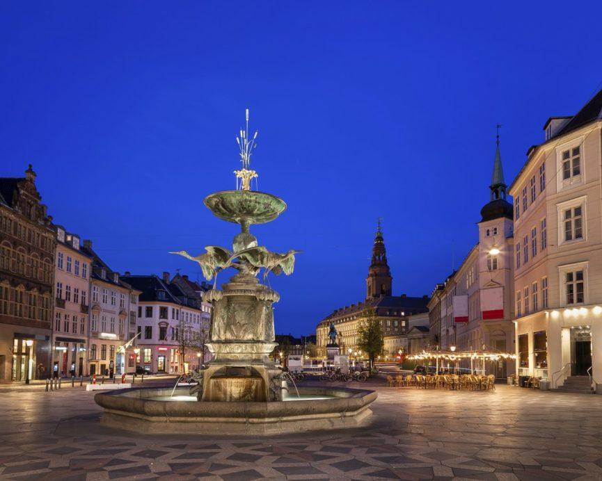 Guttetur til København - shopping på Strøget