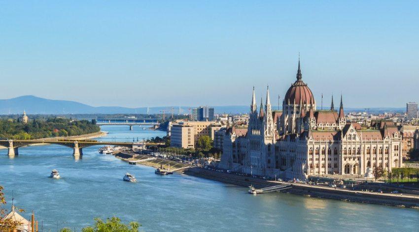 Budapest - top stag destination