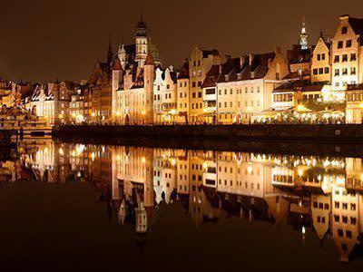 Gdansk city guide