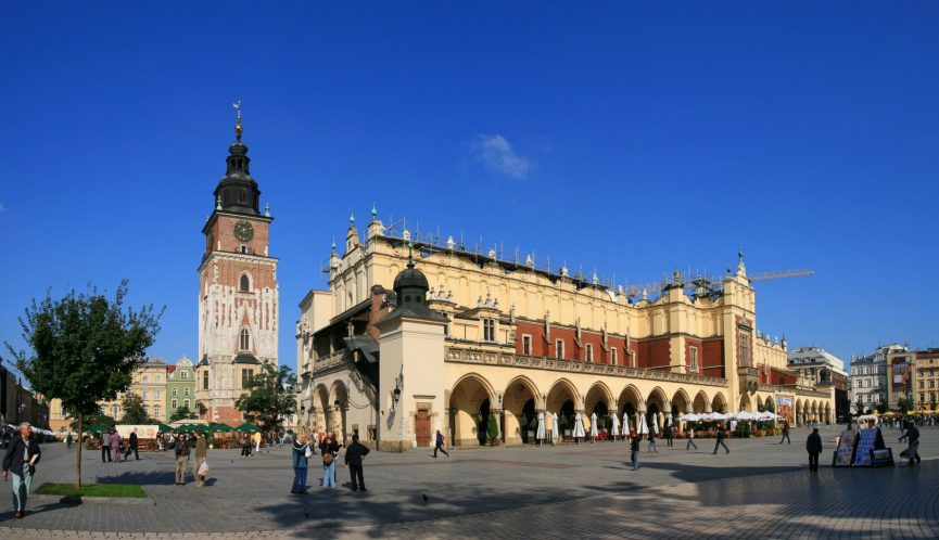 Wawel Castle i Krakow