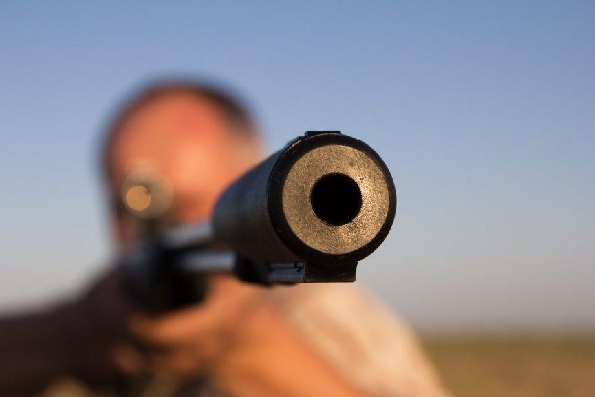 Schießstand – hier macht das Männer Wochenende Spaß