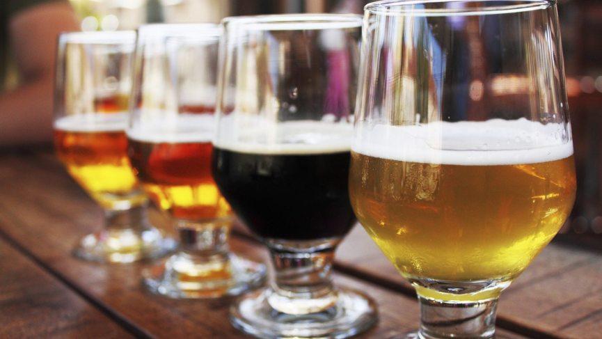 Probiert das Pilsener Bier bei eurem Junggesellenabschied
