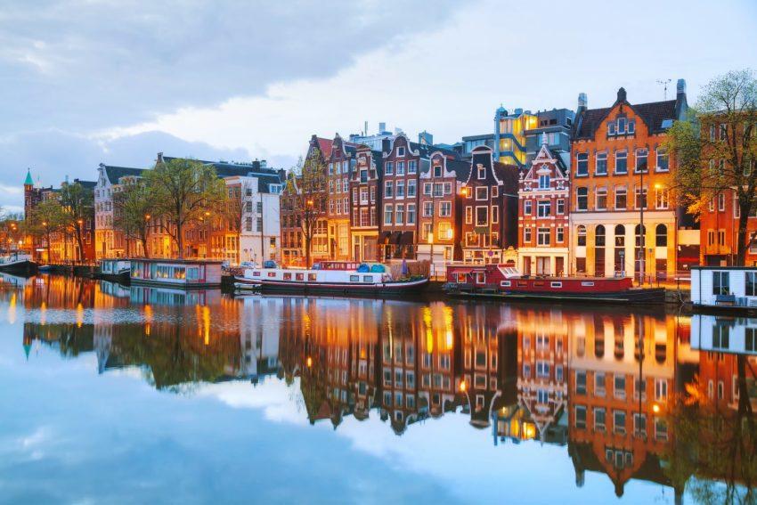 Amsterdam stag destination - Pissup