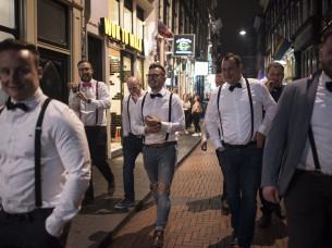 Barguide in Amsterdam