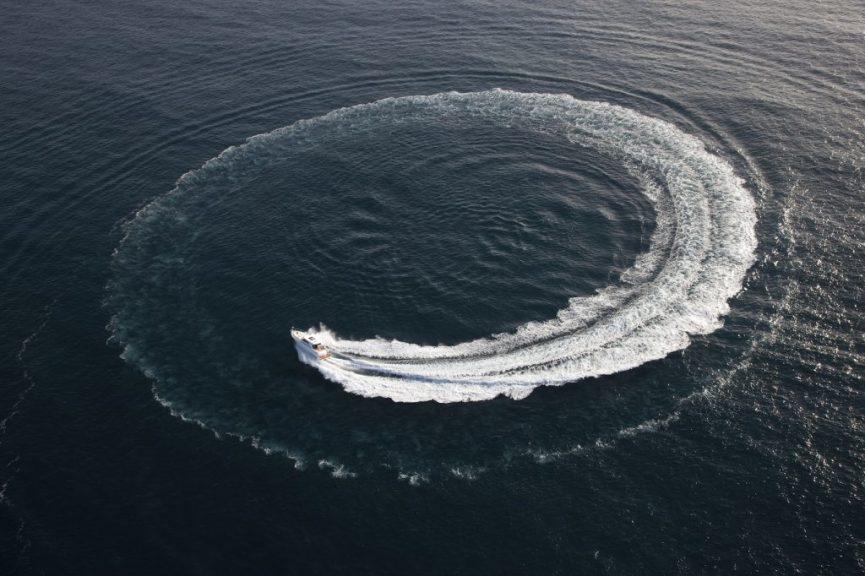 Speedbåd til polterabend i København