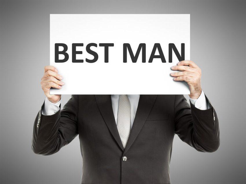 best man speech advice