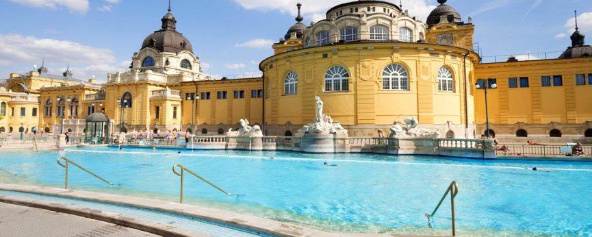 Szécheny Bad Budapest