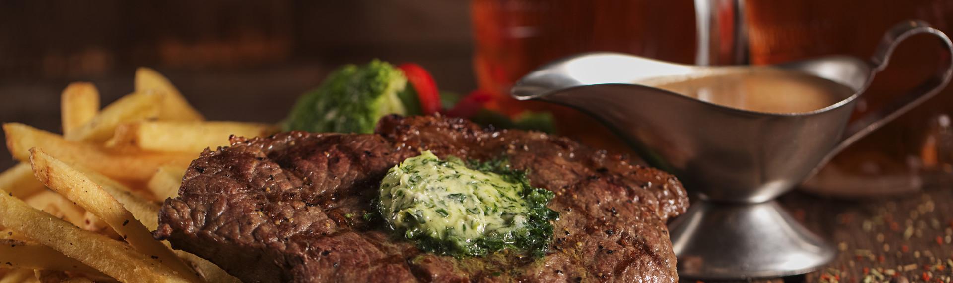 Steak Essen Prag