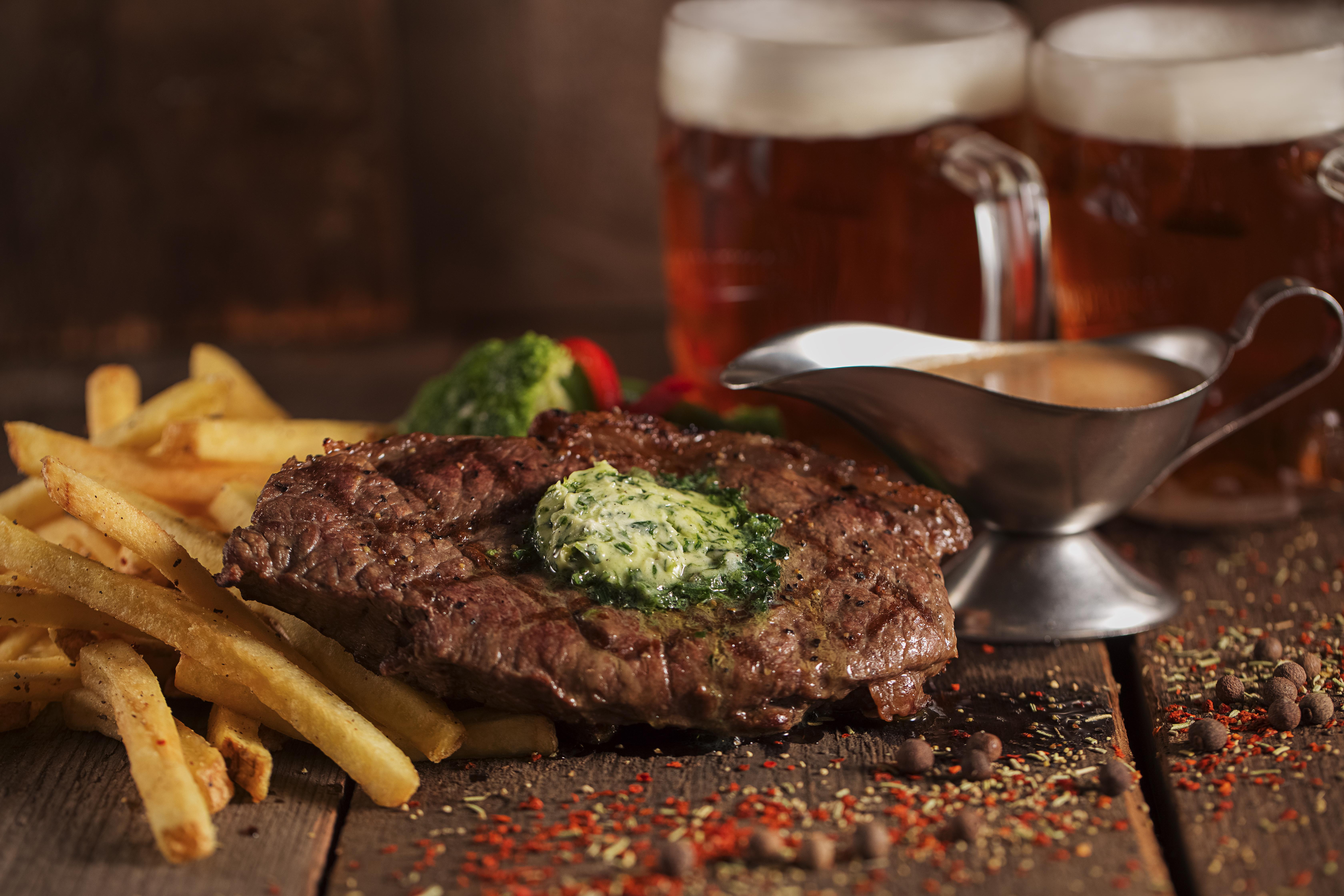 Steak Starter