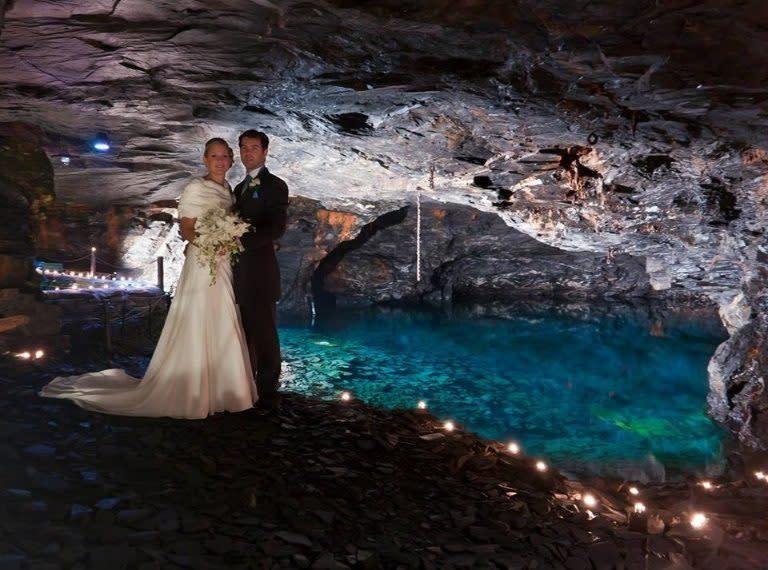 Mariage souterrain
