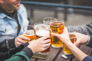 Beer and sightseeing in Krakow- Pissup