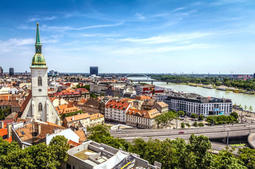 Bratislava Stag Destinations