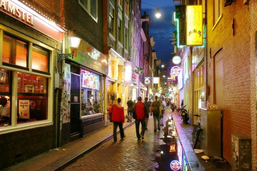 Amsterdam Weekends street
