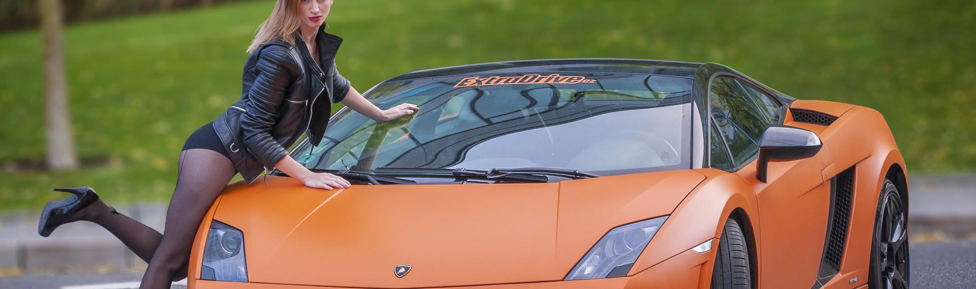 Lamborghini Kørsel