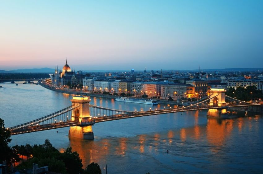 Budapest stag parties
