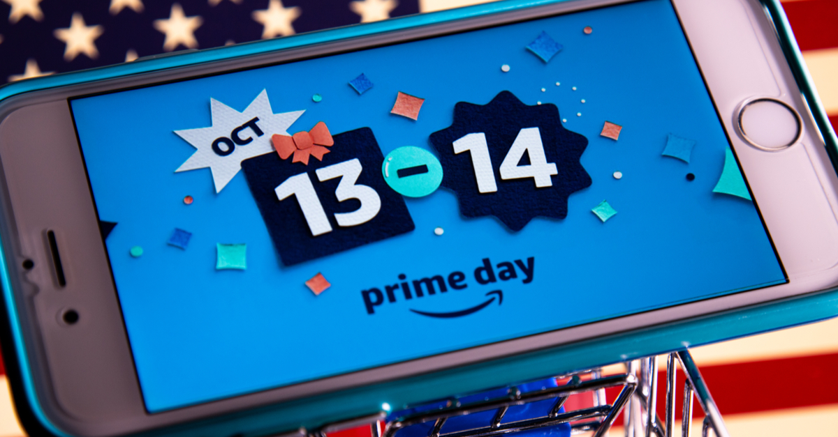 Prime Day 2020 Analysis and Forecast | Pattern