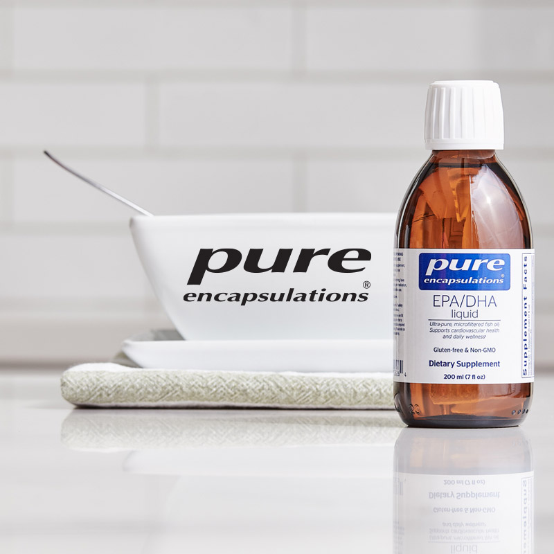 Pure Encapsulations ecommerce success case study, Pattern