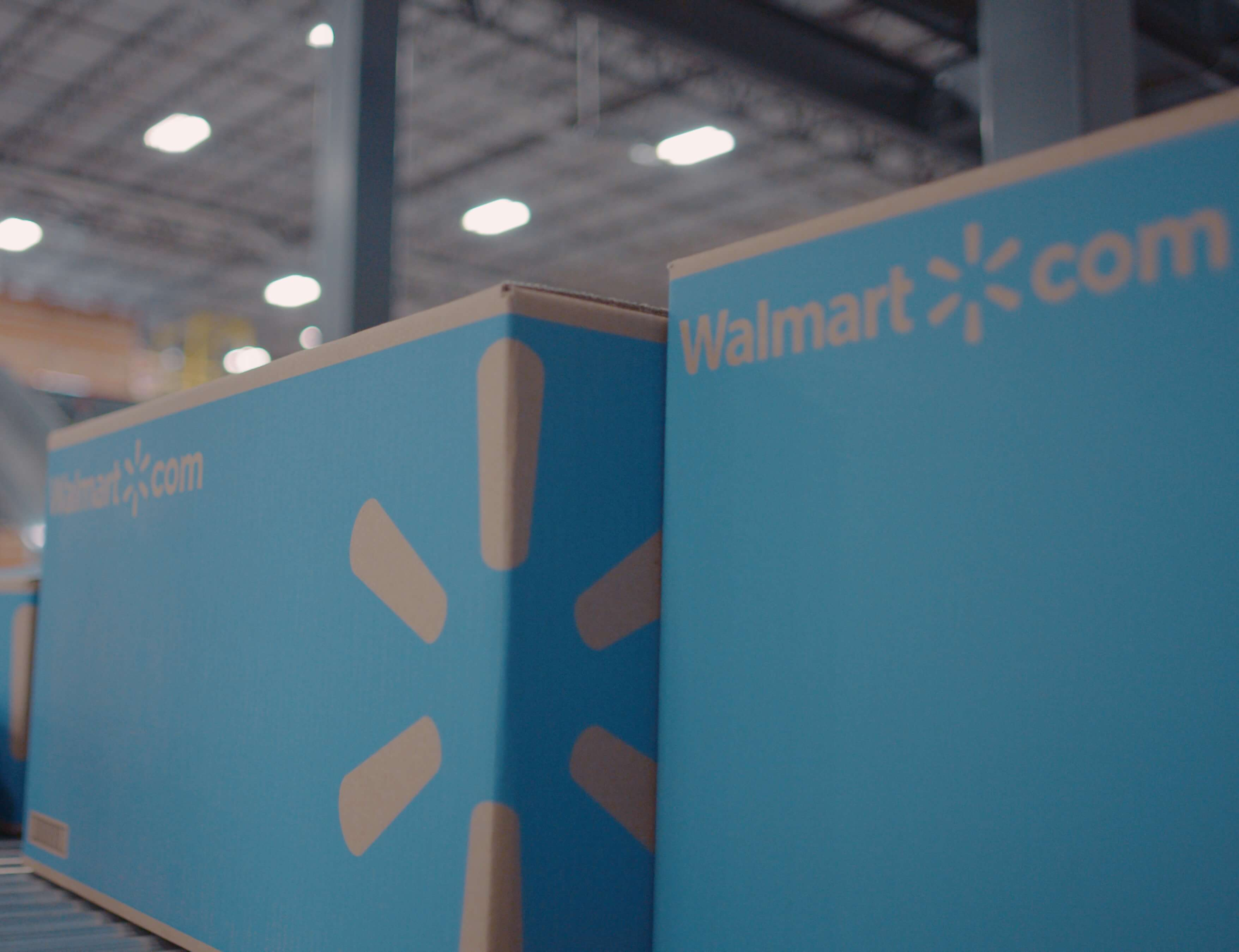 Walmart Fulfillment Services, Pattern