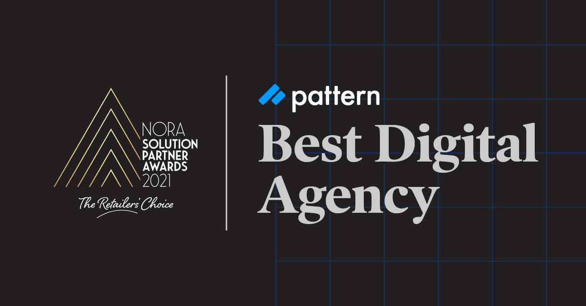 Nora Awards 2021, Pattern Best Digital Agency