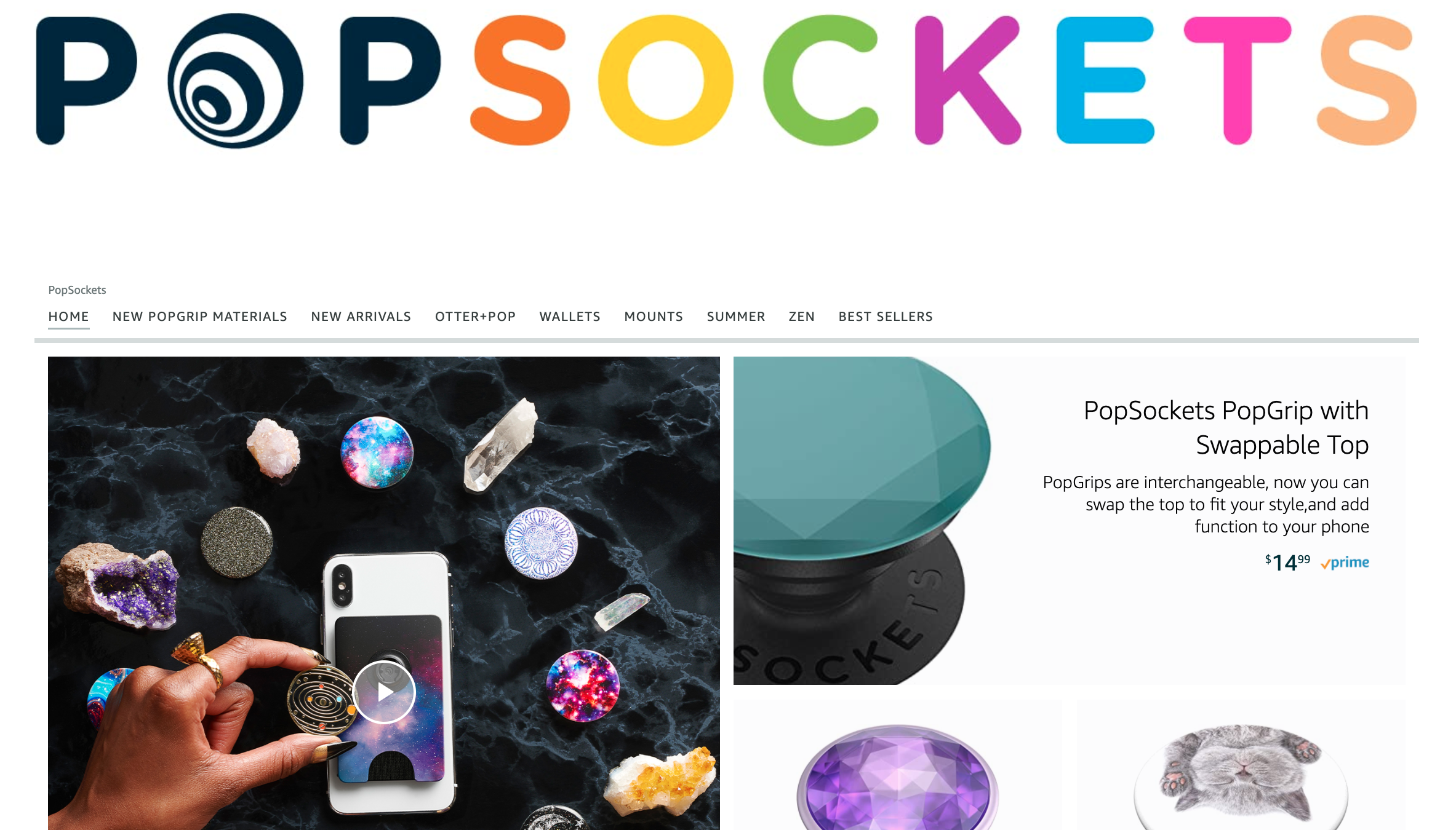 Popsockets Brand Equity Example | Pattern