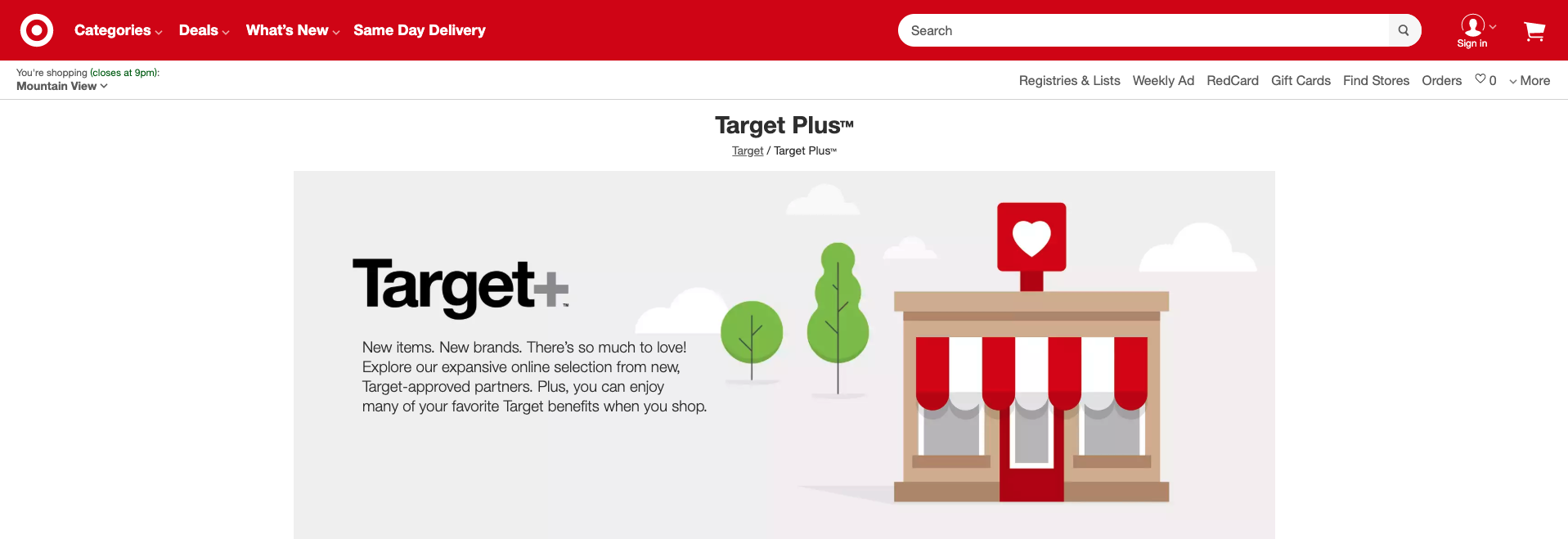 Target Plus ecommerce trends