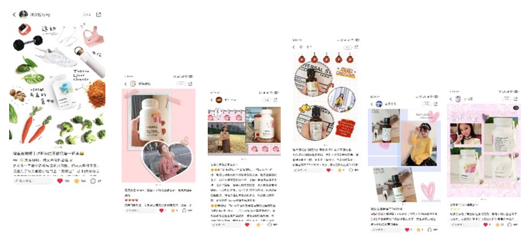 China social media marketing for ecommerce | Pattern